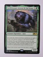 Griffeboyaux, terreur de Qal Sisma  MTG Magic Francais