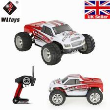 Hot WLtoys A979-b 2.4g 1/18 Scale 4wd 70km/h High Speed Electric RC Car UK N0y8