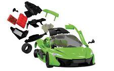 AIRFIX costruzione rapida McLaren P1 Verde AUTO Kit Modello - j6021
