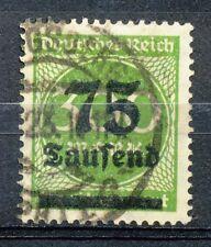 Reich 286 gebruikt (2); infla geprüft