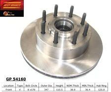 Disc Brake Rotor fits 2008-2009 Ford F-350 Super Duty  BEST BRAKES USA