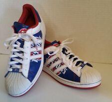 Adidas NBA Detroit Pistons Basketball Shoes Mens Size 13 Clamshell Toe