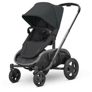 Quinny Hubb Stroller Pushchair - Black on Black XXL Shopping 1396991300