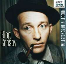 Crosby Bing - Milestones Of A Legend NEW CD
