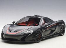 1/18 Autoart - 76027 McLaren P1 NERO OPACO