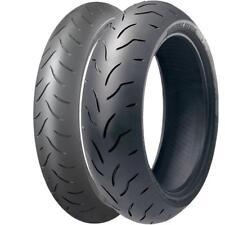 Bridgestone Battlax BT016 Pro 120/70 ZR17 & 180/55 ZR17 Motorcycle Tyre Pair