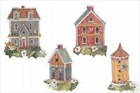 Susan Winget Birdhouses Wallies 12973