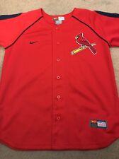 St. Louis Cardinals Albert Pujols Youth Nike Jersey 12/14 New
