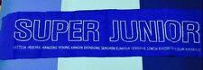 SuperJunior official towel slogan