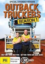 Outback Truckers: Series 1 * NEW DVD * (Region 4 Australia)