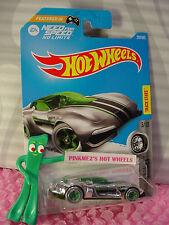 Need for Speed GAZELLA GT #207✰Super chrome/green;5sp✰2017 i Hot Wheels case J/K