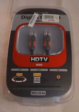Belkin Digital Coaxial Audio Cable - HDTV AV Receiver DVD/DVR Cable/Satellite