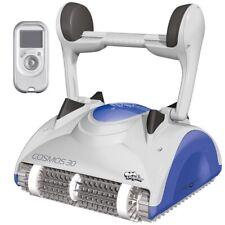 DOLPHIN COSMOS 30 Robot per piscina spazzole combinate, telecomando e carrello