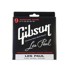 Gibson Les Paul Signature Electric Strings Signature Guage 9-46