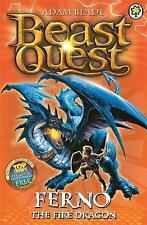 Illustrated Books for Children Beast Quest in English