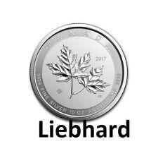 50$ Silber / Silver Kanada / Canada Maple Leaf Magnificent 10 OZ 2017