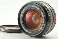[EXC+++++] Minolta MD ROKKOR 50mm f/1.4 Standard MD Mount MF Lens from Japan