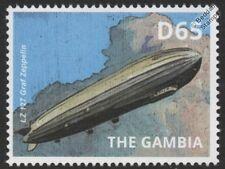 Luftschiff Zeppelin LZ.127 GRAF ZEPPELIN Rigid Airship (Dirigible) Stamp