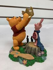 Disney Simply Pooh Figure Sometimes The Smallest Ones Do The Grandest Things