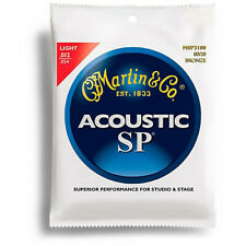 MARTIN SP MSP3100 Acoustic Guitar Strings 012-054 Muta Corde - 2 pezzi