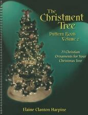 The Christment Tree : How to Make Christian Ornaments for Your Christmas Tree, V