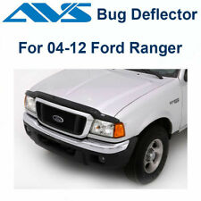 AVS Hoodflector Bug Deflector Low Profile - Smoke 2004-2012 Ford Ranger 21730