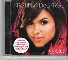 (FH917) Kristinva Debarge, Exposed - 2009 CD