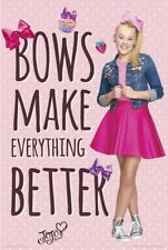 Jojo Siwa Bows Poster | $7 Postage | Fast Shipping within 24-48 Hrs