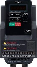 Inverter -1.5 KW Variable speed drive 3 phase in 3 phase out L510-402-H3F
