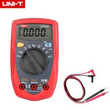 UNI-T UT33A UT-33A Palm Size Handheld Digital Multimeters Auto-Range