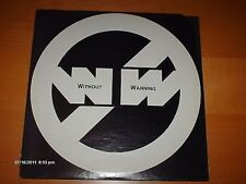 """Without Warning-When You Need Love-Rare Freestyle 12"""""""
