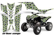 Kawasaki KFX 700 AMR Racing Graphics Sticker Kits KFX700 04-09 Quad Decals UC GB
