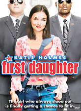 First Daughter DVD Katie Holmes Free Shipping