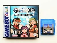 Grandia Parallel Trippers - Nintendo Gameboy Color GBC (Atlus RPG) English USA
