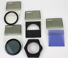 Cokin Filters A022 A160  A055  2 adapters
