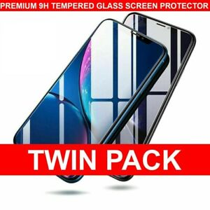 Gorilla Tempered Glass Screen Protector for iPhone 13 12 11 Pro Max XR X 7 8 6SE
