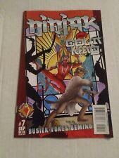 Ninjak #7 (Sep 97 Acclaim) September 1997 Busiek Vokes Avon-Oeming