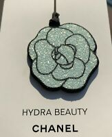CHANEL VIP GIFT charm plastic camellia hydra beauty NEW LE