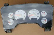 04 04.5 05 Dodge Ram Diesel GAUGE CLUSTER speedometer 2500 3500 5.9L Cummins KM!