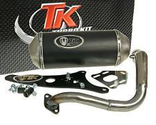 Auspuff Sport Turbo Kit GMax 4T für Honda Lead 100 bis 2007