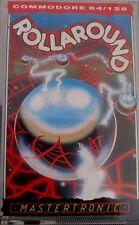 Rollaround (Mastertronic) C64 C 64 Cassette (Tape) (Game, Manual, Verpackung)