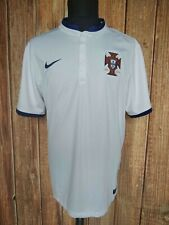 Portugal Nike World Cup 2014 Away Jersey Polo Football Shirt Soccer Sz XL