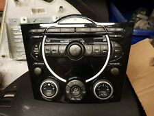 MAZDA RX8 (03-08) FACTORY CD PLAYER STEREO RADIO WITH HEATER CONTROLS