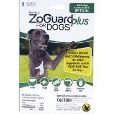 (3PK) ZoGuard Plus Flea & Tick Treatment for Dogs 89-132 lbs 3 PK 3 month supply