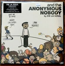 De La Soul - And The Anonymous Nobody LP [Vinyl New] 180gm Double LP Gatefold