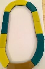 Turquoise Yellow Costume Necklaces & Pendants