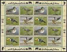 Timbres Oiseaux Nations Unies Vienne F 401/4 ** année 2003 lot 4201