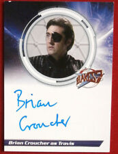 BLAKE'S 7 - BRIAN CROUCHER, as Travis - Autograph Card - Unstoppable Cards 2013