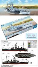 Trumpeter - 1/350 - HMS Abercrombie Monitor - Barco - Kit de modelismo