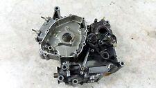 01 Suzuki SV650 SV 650 S SV650s left side engine crank case cases block bottom